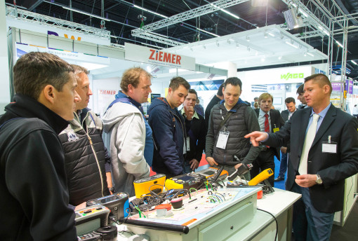 Power Days - Fachmesse für Elektro- und Energietechnik in Salzburg, © Reed Exhibitions/Andreas Kolarik